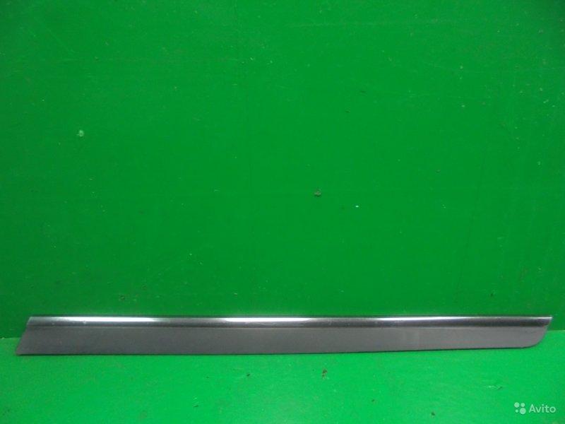 Накладка двери Infiniti Ex J50 2007 передняя правая (б/у)