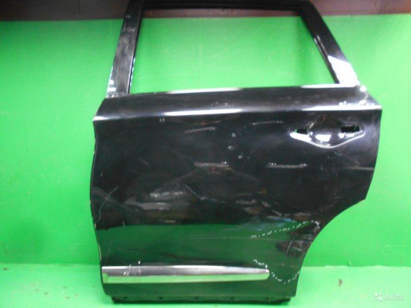 Дверь Infiniti Jx Qx60 L50 2012 задняя левая (б/у)