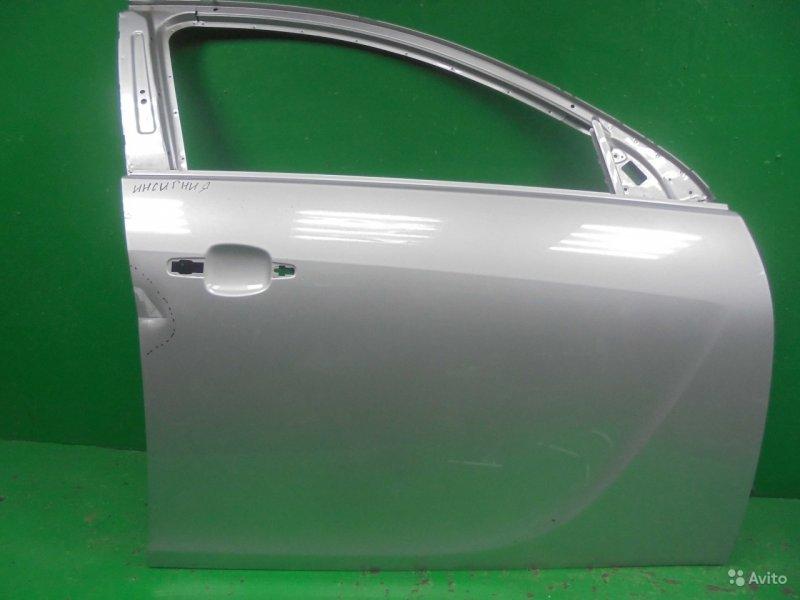 Дверь Opel Insignia 2008 передняя правая (б/у)