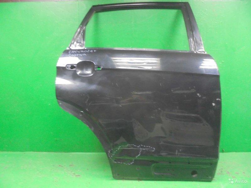Дверь Chevrolet Captiva 2006 задняя правая (б/у)