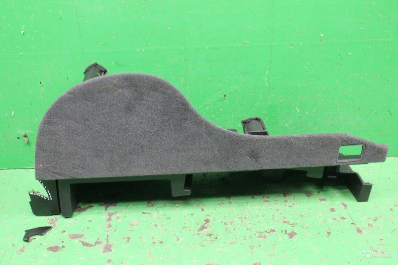 Обшивка багажника Infiniti Ex J50 2007 левая нижняя (б/у)