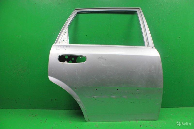 Дверь Chevrolet Lacetti УНИВЕРСАЛ 2004 задняя правая (б/у)