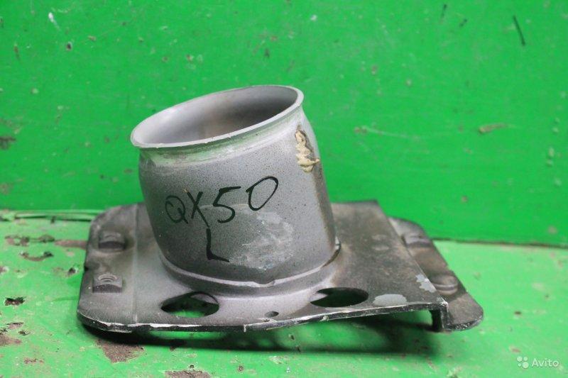 Кронштейн усилителя Infiniti Ex J50 2007 задний левый (б/у)