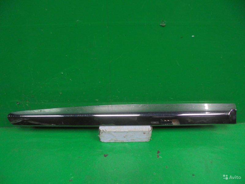 Накладка двери Infiniti Jx Qx60 2013 задняя левая (б/у)