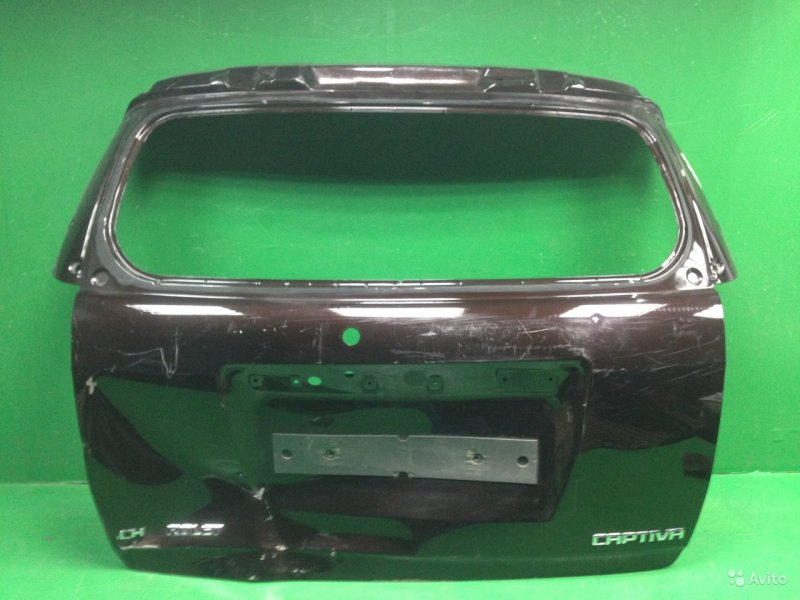 Дверь багажника Chevrolet Captiva 2006 (б/у)