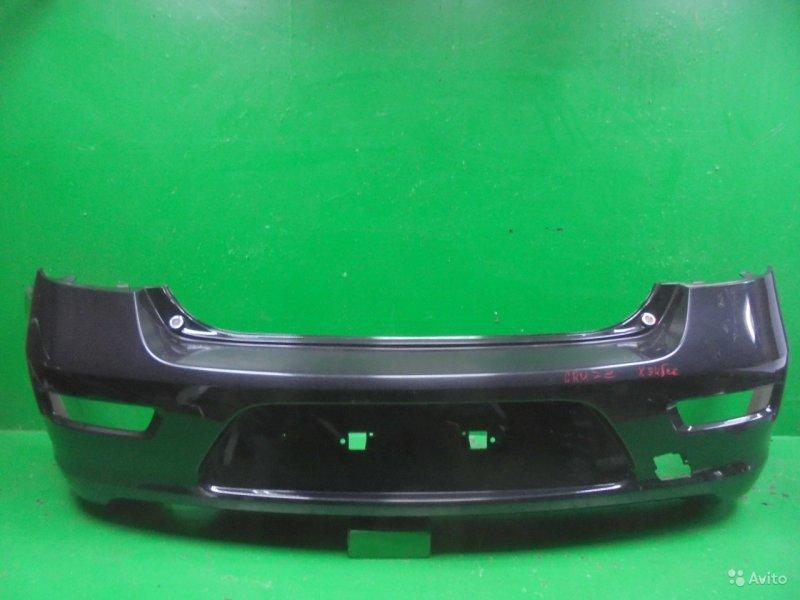 Бампер Chevrolet Cruze 2009 задний (б/у)