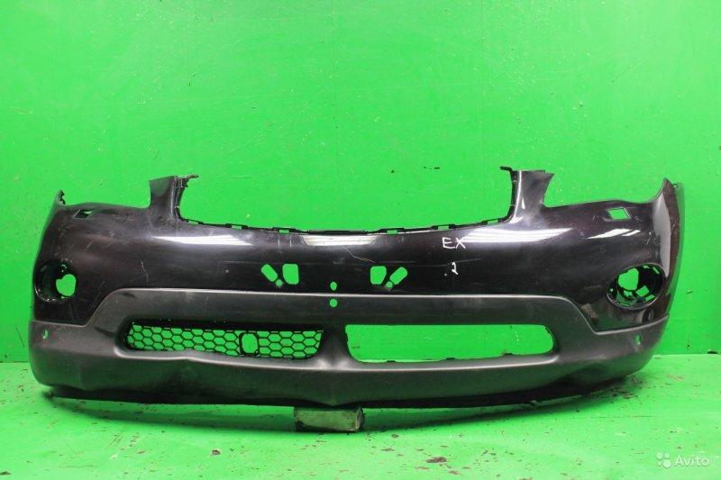 Бампер Infiniti Ex J50 2007 передний (б/у)