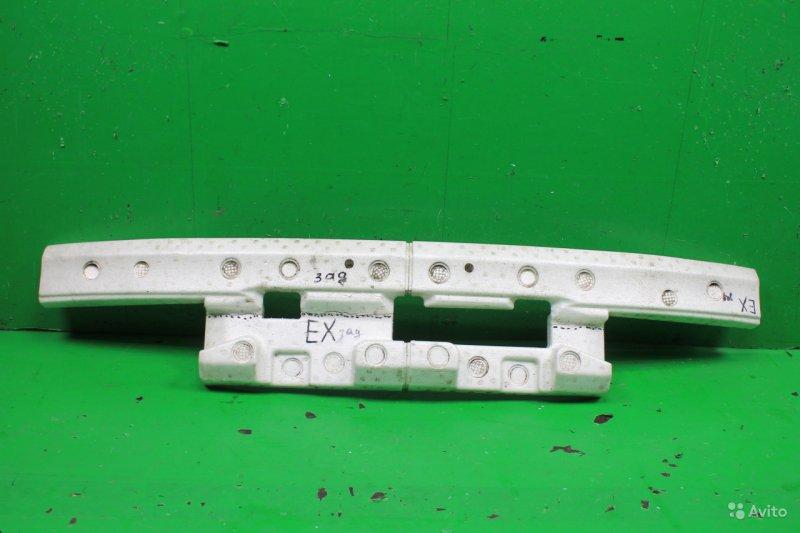 Абсорбер бампера Infiniti Ex J50 2007 задний (б/у)