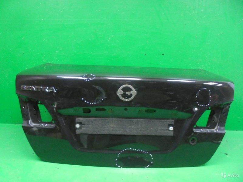 Крышка багажника Nissan Sentra B17 2012 (б/у)