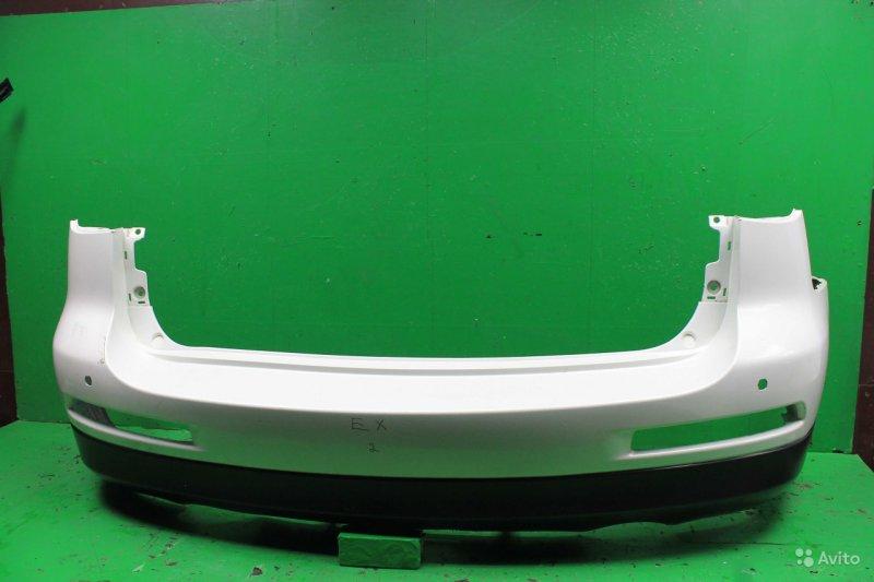 Бампер Infiniti Ex J50 2007 задний (б/у)