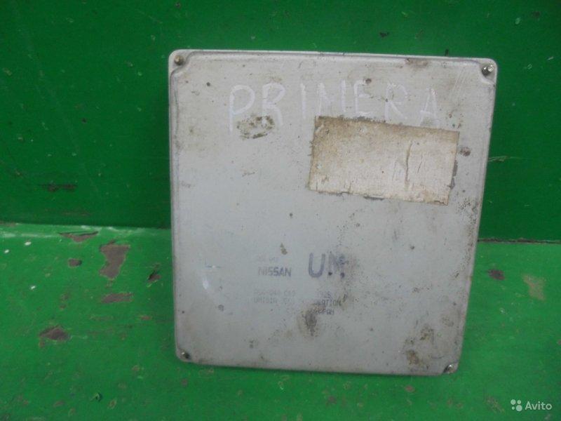 Блок управления эбу Nissan Primera 3 2001 (б/у)
