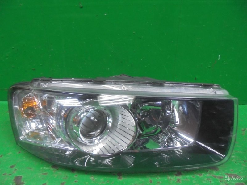 Фара Chevrolet Captiva C140 РЕСТАЙЛИНГ 2011 правая (б/у)