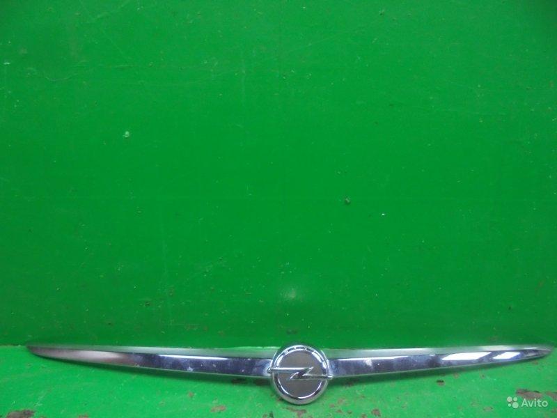 Накладка крышки багажника Opel Insignia 2008 (б/у)