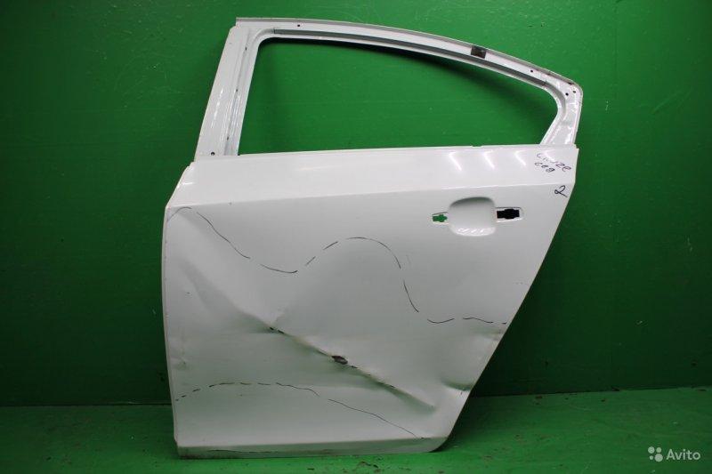 Дверь Chevrolet Cruze 2009 задняя левая (б/у)