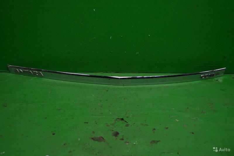 Накладка двери багажника Opel Antara 2011 (б/у)