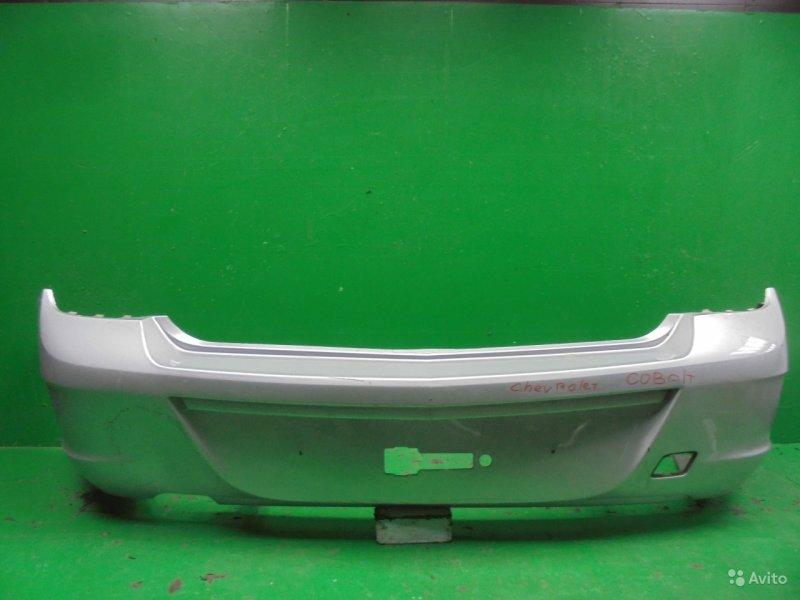 Бампер Chevrolet Cobalt 2 2011 задний (б/у)