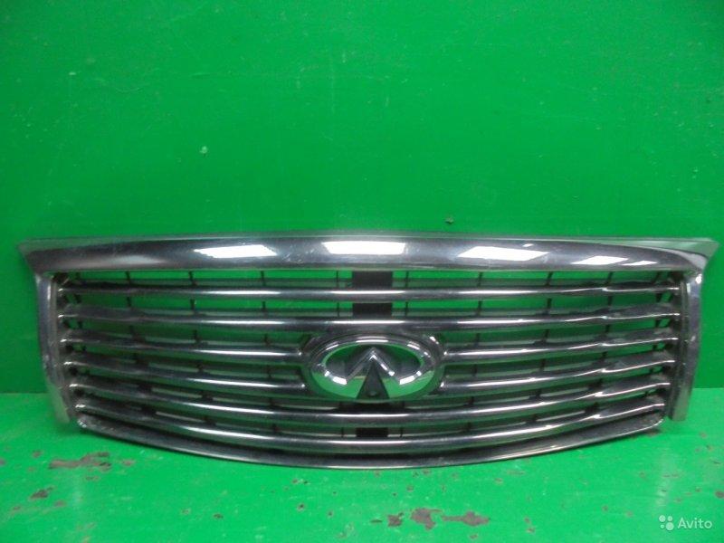 Решетка радиатора Chevrolet Qx56 Z62 2010 (б/у)