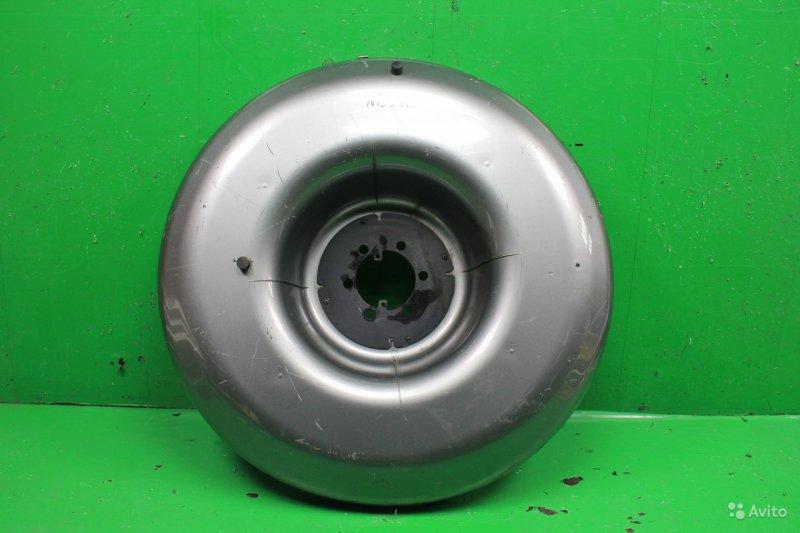 Чехол для запасного колеса Nissan Patrol Y61 2004 (б/у)