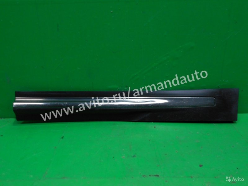 Накладка двери Infiniti Qx70 2008 задняя левая (б/у)