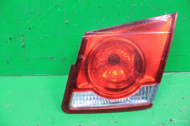 Фонарь Chevrolet Cruze 2009 правый (б/у)