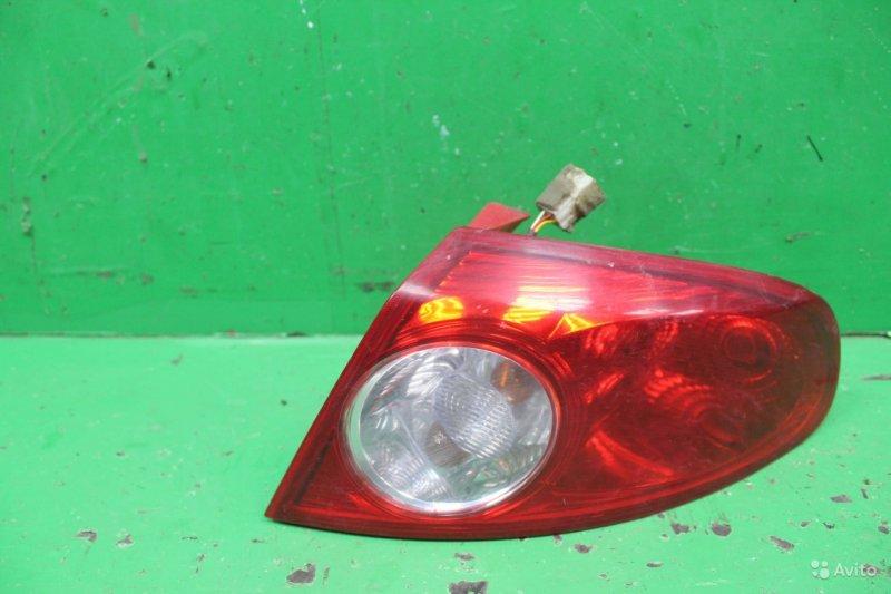 Фонарь Chevrolet Lacetti ХЭТЧБЕК 2004 правый (б/у)