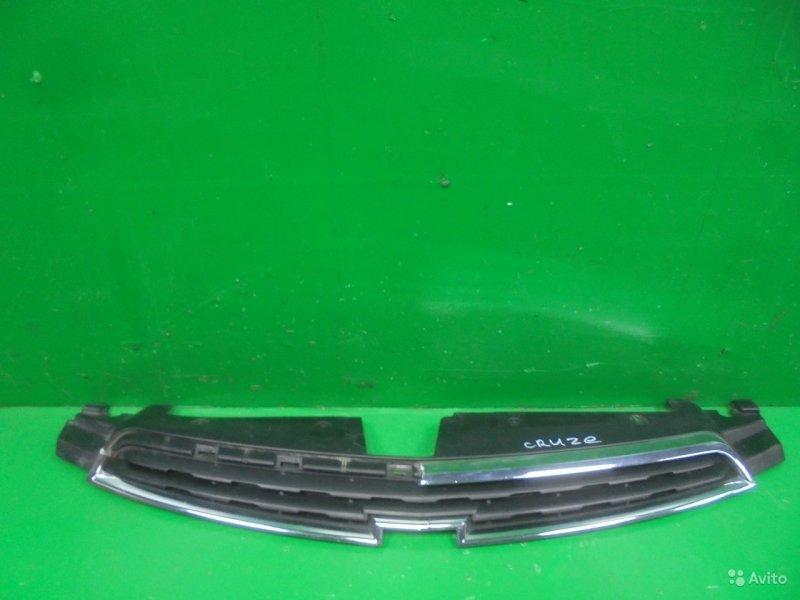 Решетка радиатора Chevrolet Cruze РЕСТАЙЛИНГ 2012 (б/у)