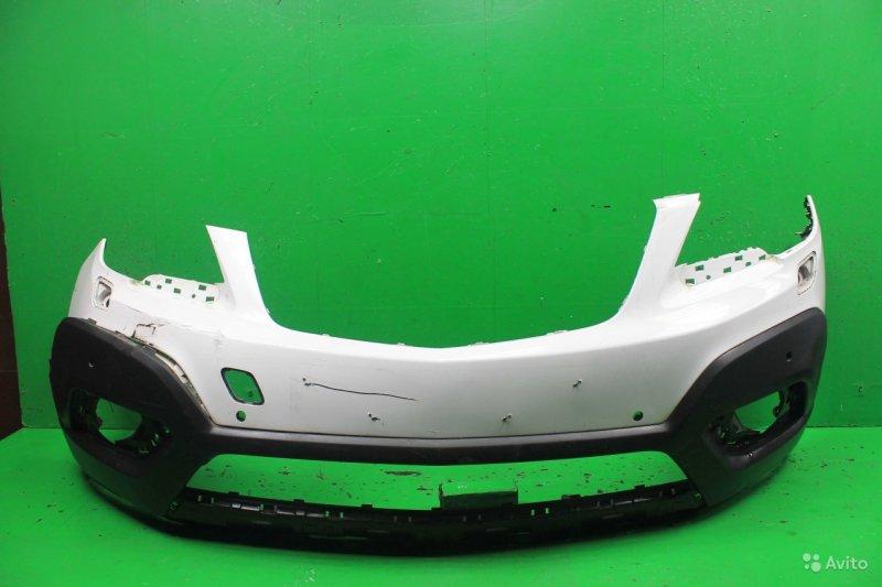 Бампер Opel Mokka 2012 передний (б/у)