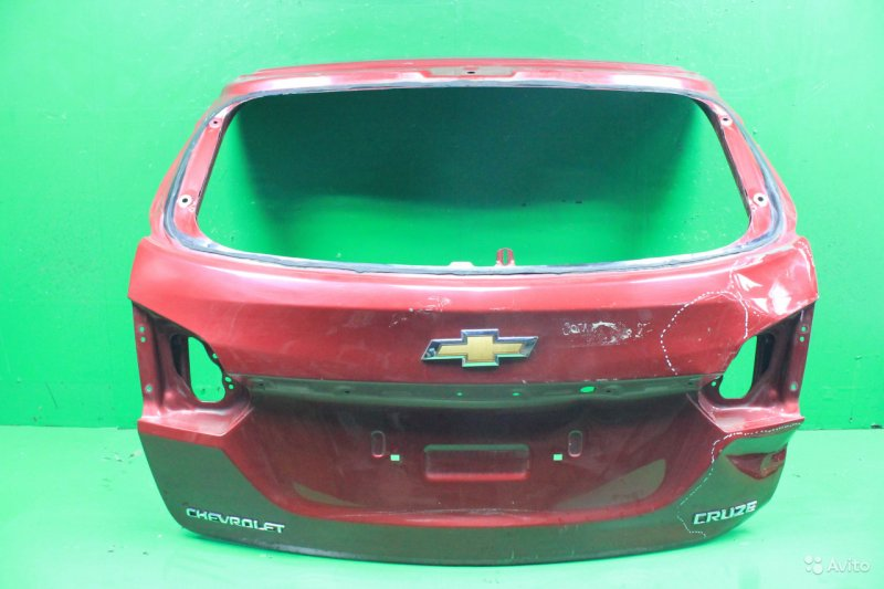 Дверь багажника Chevrolet Cruze УНИВЕРСАЛ 2012 (б/у)