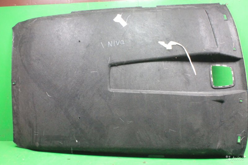Обшивка потолка Chevrolet Niva 2002 (б/у)
