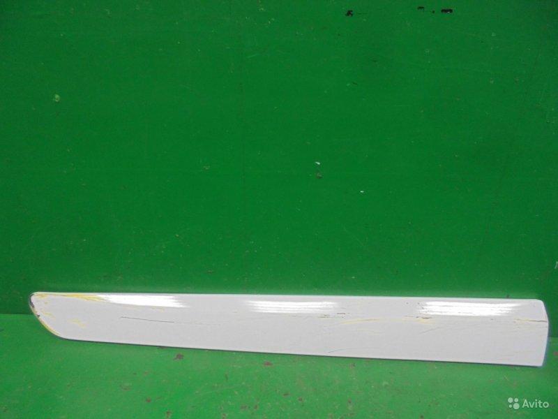 Накладка двери Citroen Jumpy 2 2007 передняя левая (б/у)
