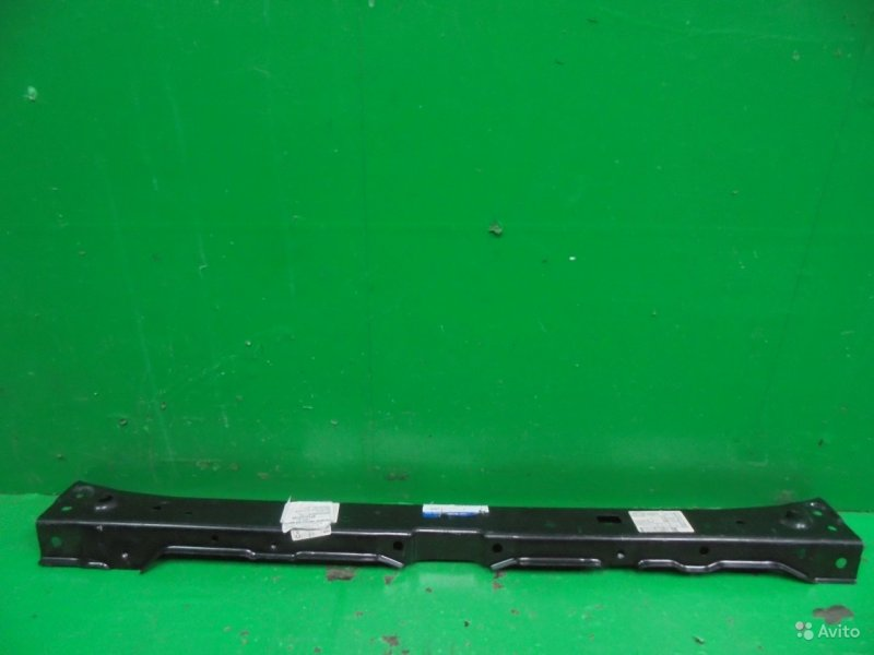Панель передняя ( телевизор ) Ssangyong Actyon 2 2010 верхний (б/у)