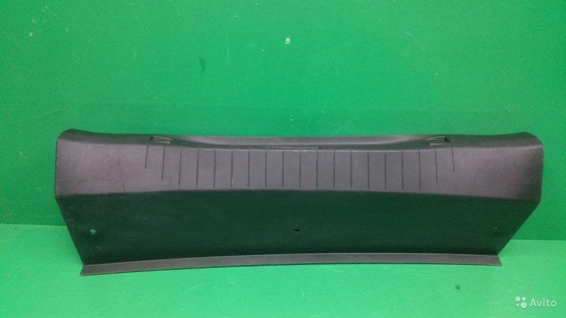 Накладка замка багажника Peugeot 408 2012 (б/у)