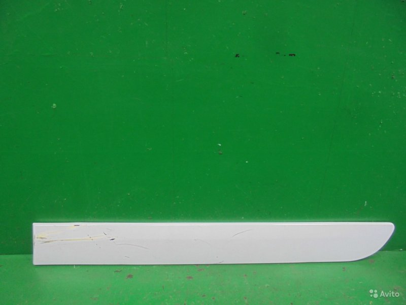 Накладка двери Citroen Jumpy 2 2007 передняя правая (б/у)