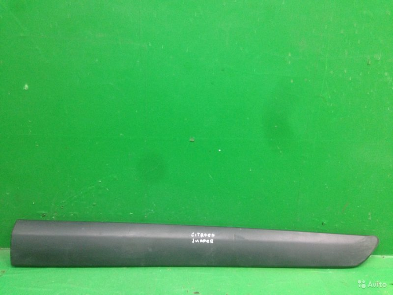 Накладка двери Citroen Jumper 2 2007 передняя правая (б/у)
