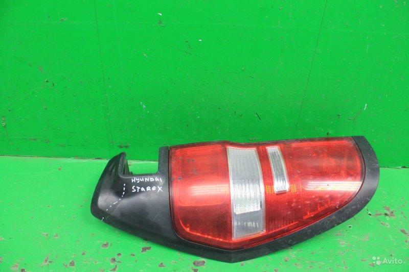Фонарь Hyundai Starex H1 2007 правый (б/у)
