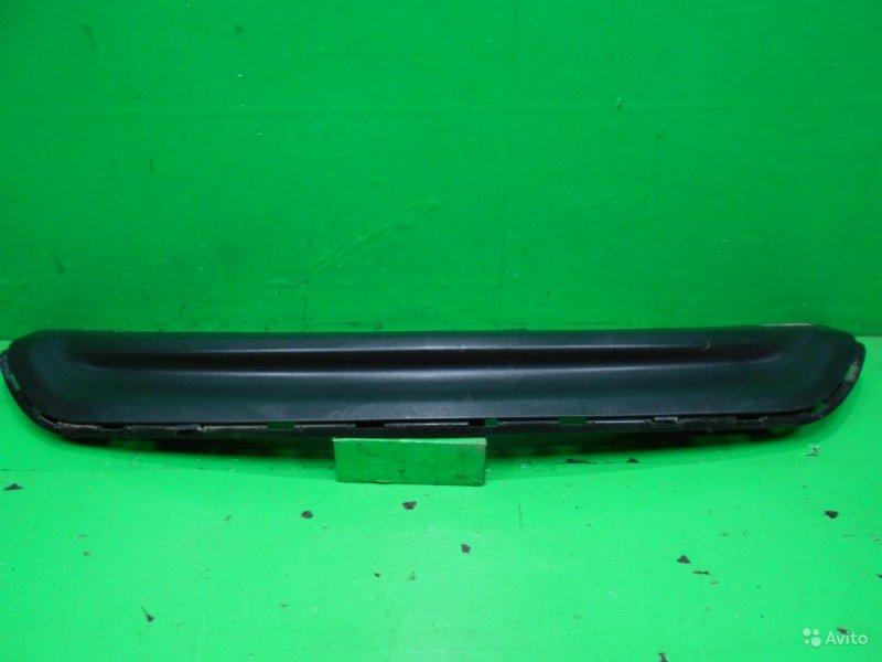 Юбка бампера Acura Mdx 3 2013 задняя (б/у)