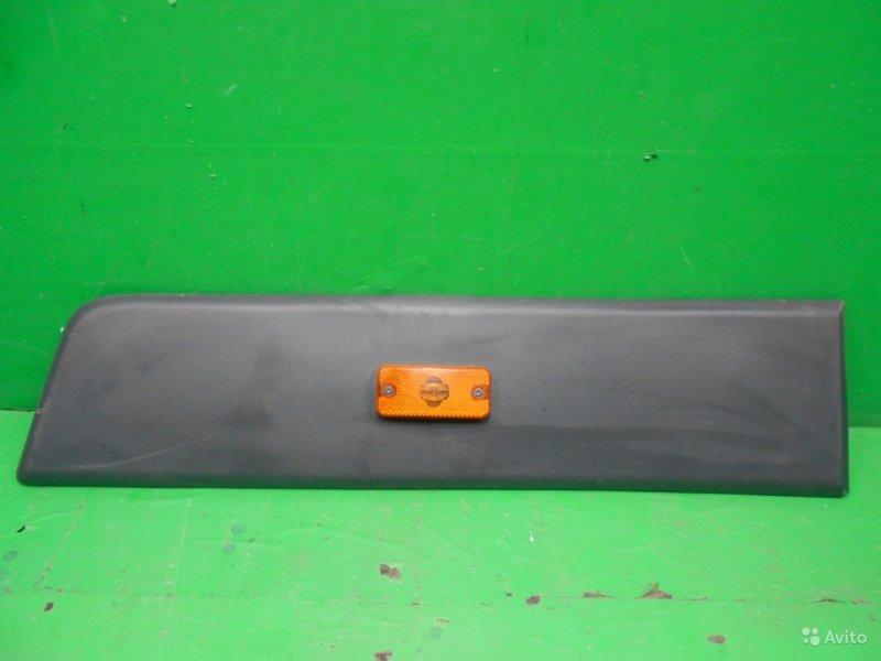 Накладка Citroen Jumper 2 2007 задняя левая (б/у)