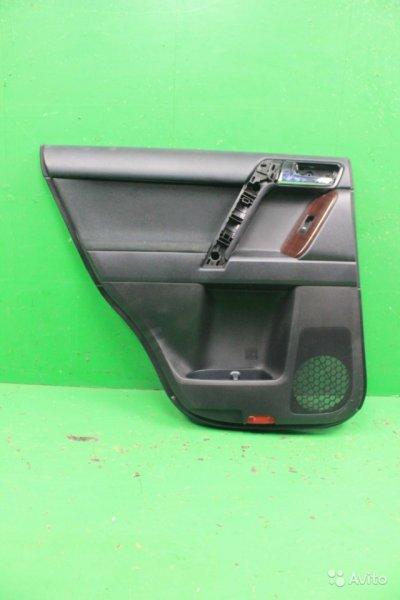 Обшивка двери Lexus Gs 2 2009 задняя левая (б/у)