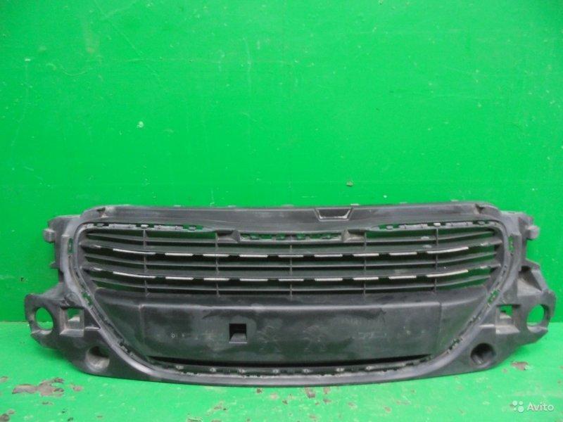 Решетка радиатора Peugeot 301 2012 (б/у)