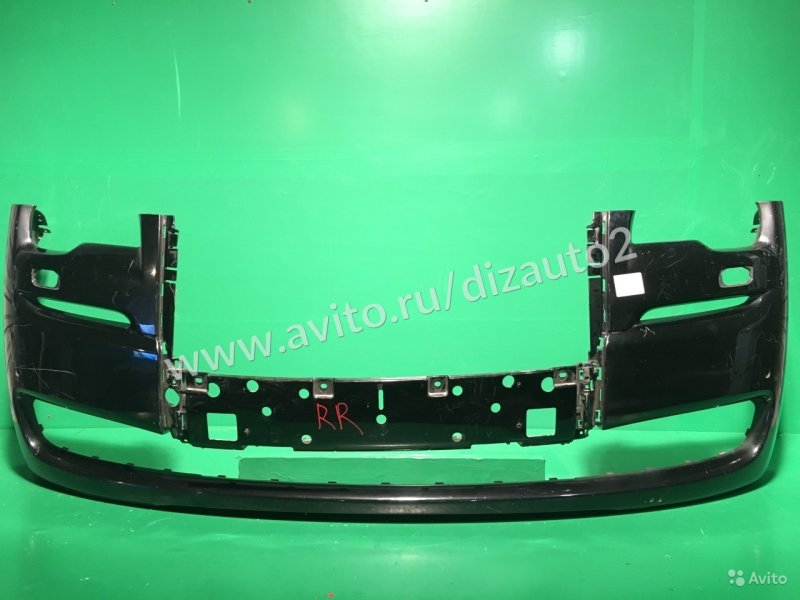 Бампер Rolls-Royce Ghost РЕСТАЙЛИНГ 2014 передний (б/у)
