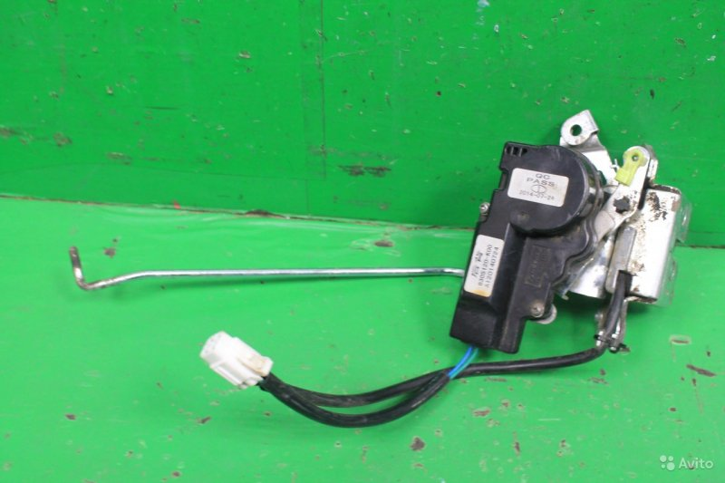Доводчик замка двери багажника Great Wall Hover H3 2010 (б/у)