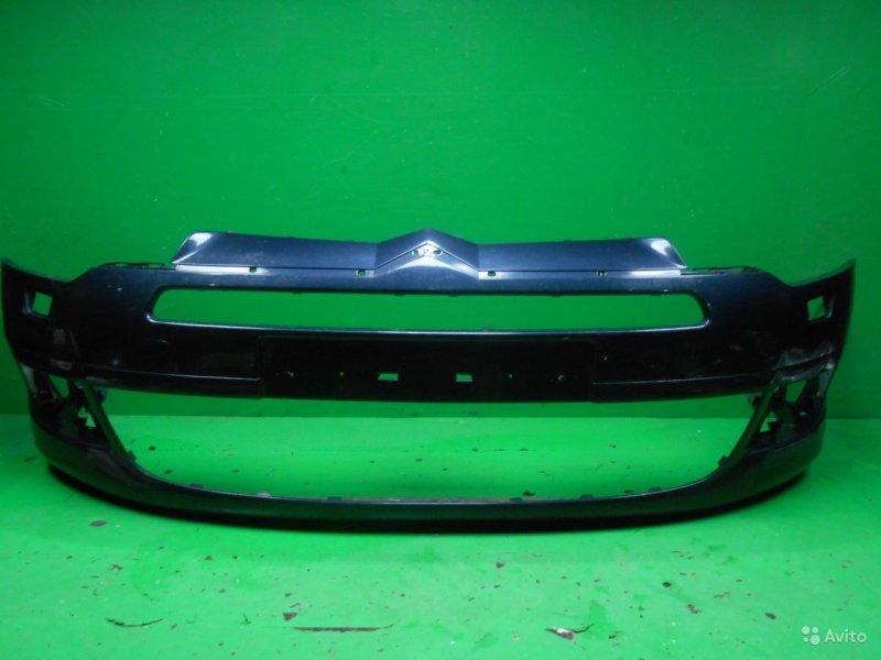 Бампер Citroen C5 2007 передний (б/у)