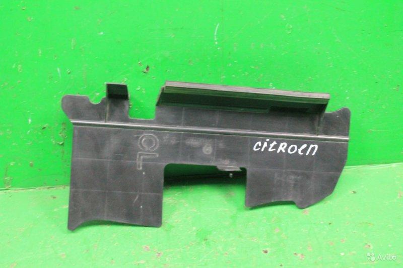 Воздуховод Citroen C1 2005 левый (б/у)