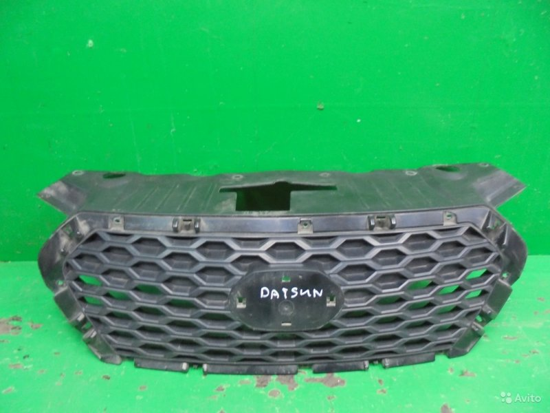 Решетка радиатора Datsun On-Do 2014 (б/у)