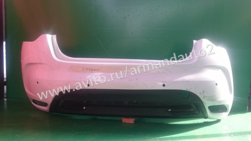Бампер Citroen Ds4 2011 задний (б/у)