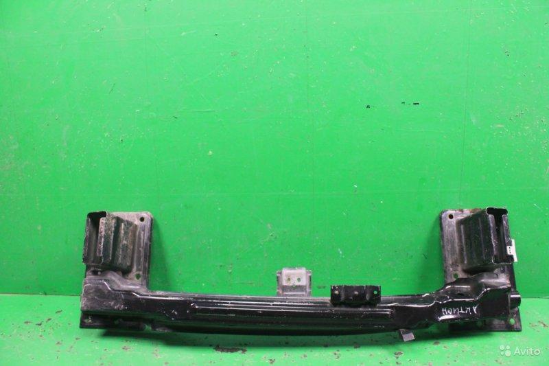 Усилитель бампера Ssangyong Actyon 2 2010 передний (б/у)