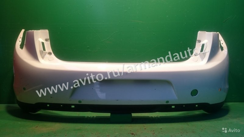 Бампер Citroen C4 Aircross 2012 задний (б/у)