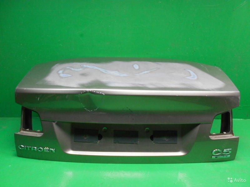 Крышка багажника Citroen C5 2 2008 (б/у)