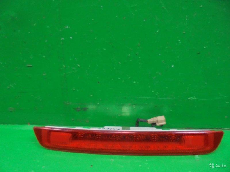 Птф Renault Koleos 2008 (б/у)