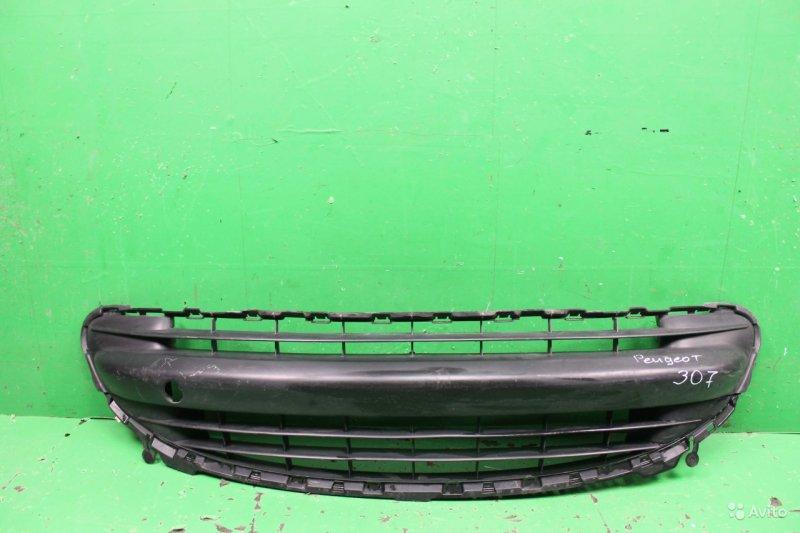 Решетка радиатора Peugeot 207 2006 (б/у)